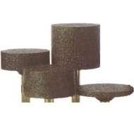 Pietre abrazive pentru inox (liant sintetic)