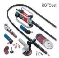 Polizoare electrice monofazice cu ax flexibil ROTOSET
