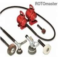 Polizoare electrice trifazice cu ax flexibil ROTO-MASTER