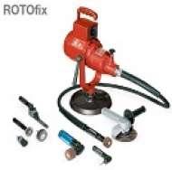 Polizoare electrice trifazice cu ax flexibil ROTOFIX