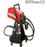 Polizoare electrice trifazice cu ax flexibil ROTOMAX 3.5