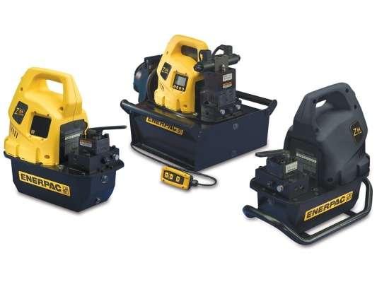 pompe clasa Z, Pompe portabile, Pompe pentru conditii dificile, Seriile ZU, ZE