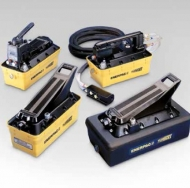Pompe hidraulice actionate cu aer, Turbo II, Seria PAT